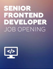 senior frontend developer